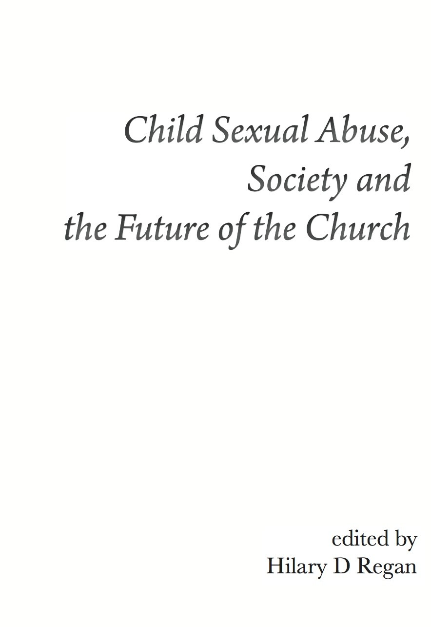 Child Sexual Abuse, Society, and the Future of the Church (HARDBACK)
