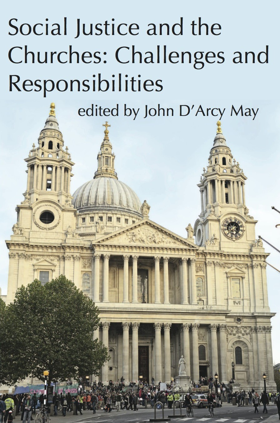 Social Justice and the Churches: Challenges and Responsibilities (PAPERBACK)