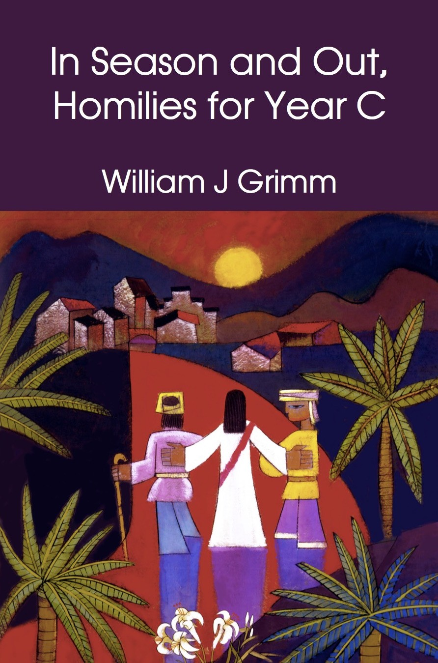 In Season and Out, Homilies for Year C (HARDBACK)