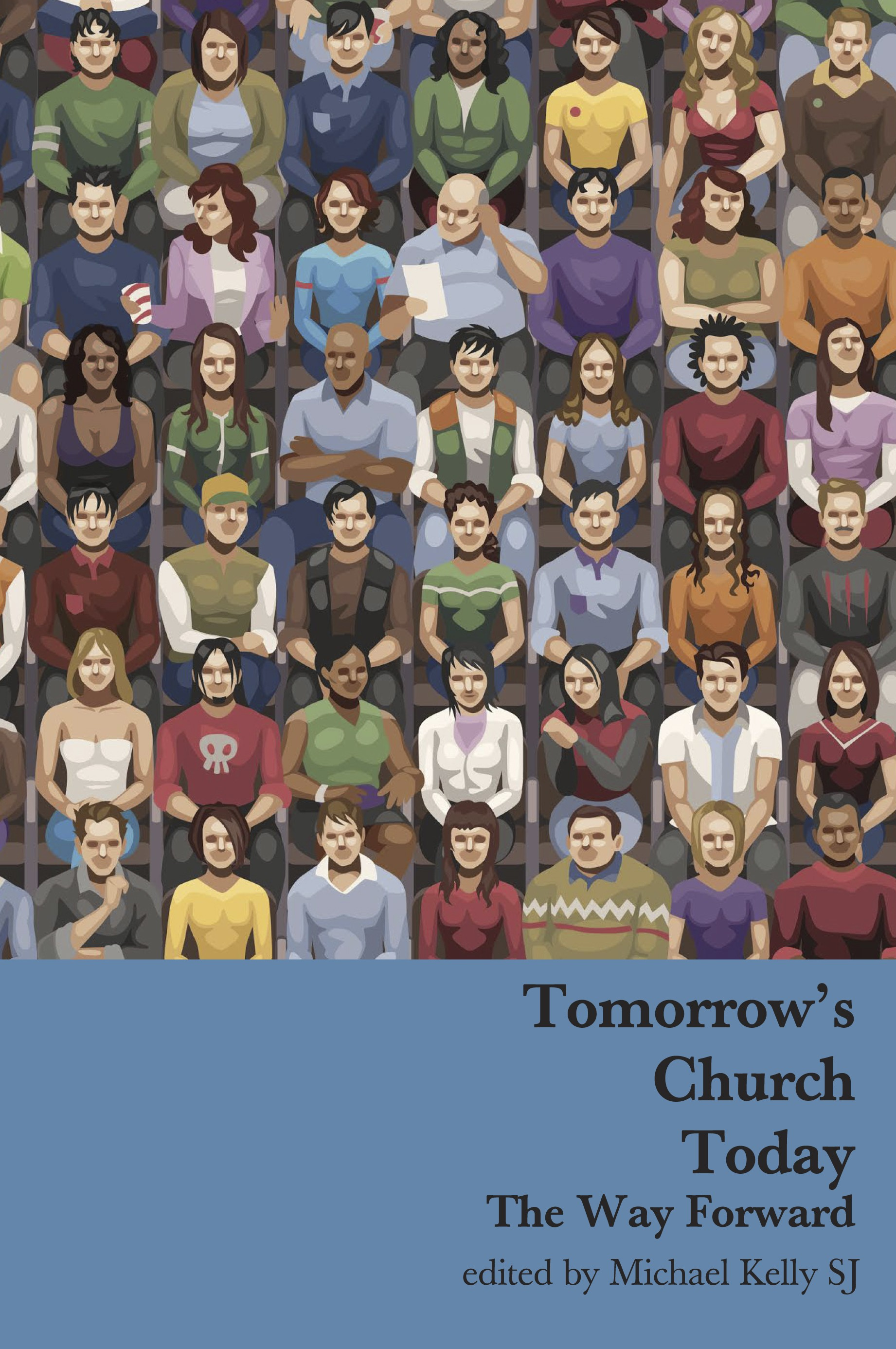 Tomorrow's Church Today (PAPERBACK)