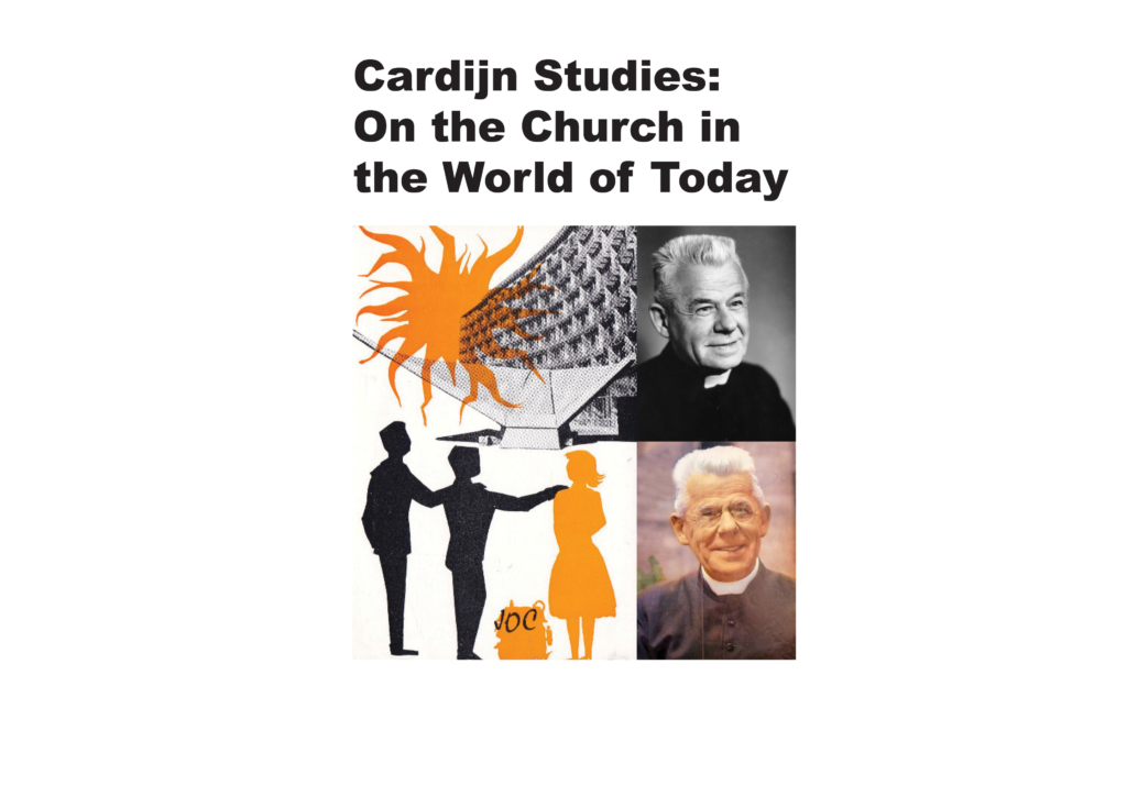 Cardijn Studies: On the Church in the World of Today - Local / Individual Subscription