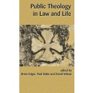 Public Theology in Law and Life (ePUB)