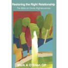 Restoring the Right Relationship (HARDBACK)