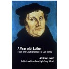 A Year with Luther (HARDBACK)