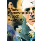 Whose Homosexuality?Which Authority?
